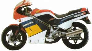 Honda NS400R NS400 NS 400R Service Repair Workshop Manual