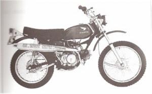 Honda SL90 SL 90 1969 Service Repair Workshop Manual