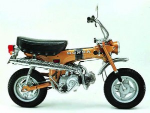Honda ST50 Dax ST 50 Service Repair Workshop Manual