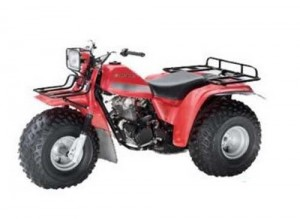 Honda ATC200E ATC200ES ATC 200E 200ES ATV Service Repair Workshop Manual