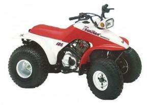 Honda TRX125 TRX 125 Fourtrax ATV Service Repair Workshop Manual
