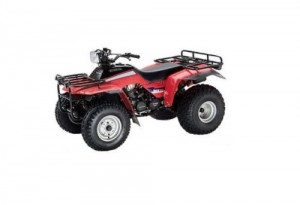 honda trx200 trx 200 fourtrax manual