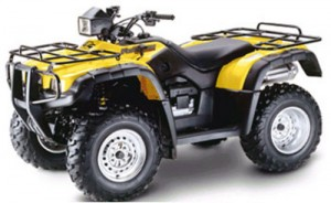 Honda TRX500FA TRX500FGA Rubicon TRX500 Service Repair Workshop Manual