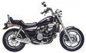Honda VF750C VF700C VF750CD Magna Service Repair Workshop Manual