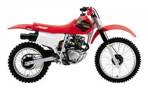 Honda XR200R XR200 XR 200R Service Repair Workshop Manual