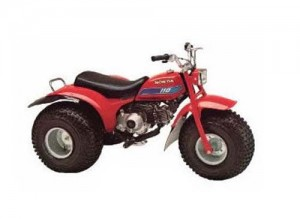 Honda ATC110 ATC 110 3 Wheeler ATV Service Repair Workshop Manual