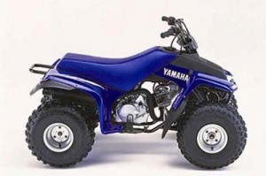 Yamaha YFM80 Badger YFM 80 Service Repair Workshop Manual