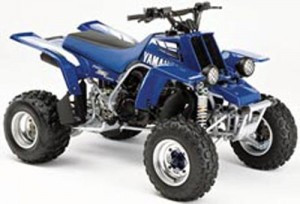 Yamaha YFZ350 Banshee YFZ 350 ATV Service Repair Workshop Manual