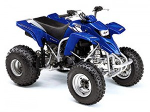 Yamaha YFS200 Blaster YFS 200 ATV Service Repair Workshop Manual