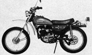 Yamaha DT100 DT 100 Service Repair Workshop Manual