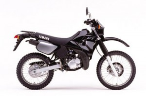 Yamaha DT125 DT125R DT125X DT 125 Service Repair Workshop Manual