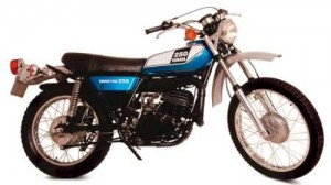 Yamaha DT250 DT 250 Service Repair Workshop Manual