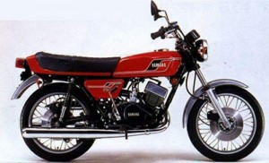 Yamaha RD250 RD 250 Service Repair Workshop Manual