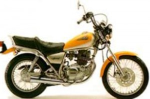 Yamaha SR250 SR 250 exciter Service Repair Workshop Manual