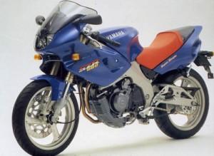 Yamaha SZR660 SZR 660 Service Repair Workshop Manual