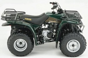 Yamaha YFB250 TimberWolf YFB 250 Service Repair Workshop Manual