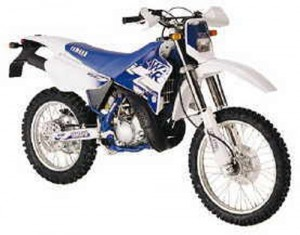 Yamaha WR200R WR200 WR 200 Service Repair Workshop Manual