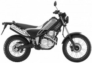 Yamaha XG250 Tricker XG 250 Service Repair Workshop Manual