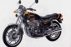 Yamaha XJ550 Seca Maxim XJ550 Service Repair Workshop Manual