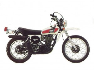 yamaha xt500 xt 500 xt500e service repair workshop manual