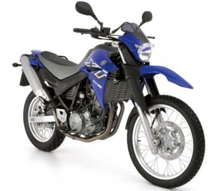 Yamaha XT660R XT660X XT660 Service Repair Workshop Manual