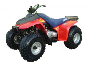 Yamaha YFM100 Champ YFM 100 ATV Service Repair Workshop Manual