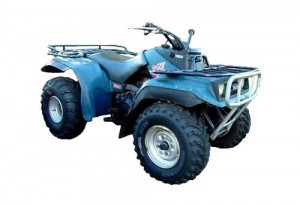Yamaha YFM350 YFM 350 Moto-4 ATV Service Repair Workshop Manual
