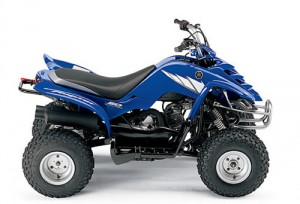 Yamaha YFM50 Raptor 50 YFM50R Service Repair Workshop Manual