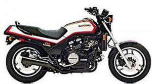 Honda VF1100S VF 1100S V65 Sabre VF1100 Service Repair Workshop Manual