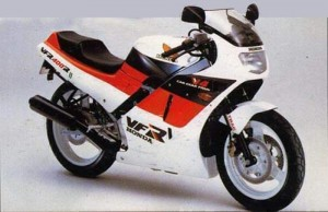 Honda VFR400R VFR400 VFR 400R Service Repair Workshop Manual