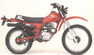 Honda Xl185 Xl185s Xl 185 Manual