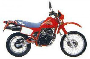 honda xl600r xl600 xl 600r service repair workshop manual