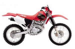 Honda XR250R XR250 XR 250 Service Repair Workshop Manual