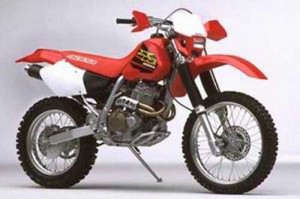 Honda XR400R XR400 XR 400 Service Repair Workshop Manual