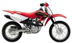 honda xr80r xr80 xr 80 manual