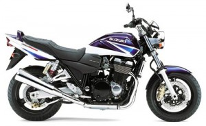 Suzuki GSX1400 GSX 1400 Service Repair Workshop Manual