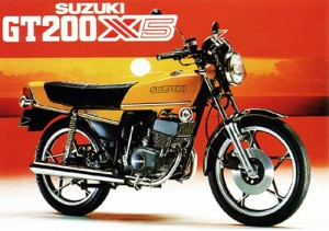 Suzuki GT250 GT250X5 GT250X7 X5 X7 Service Repair Workshop Manual