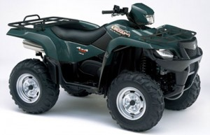 Suzuki KingQuad 700 LT-A700X LT-A700 Service Repair Workshop Manual