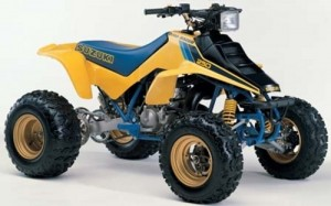 Suzuki LT250R LT250 R Quad Racer Service Repair Workshop Manual