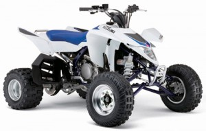 Suzuki LT-R450 LTR450 QuadRacer Service Repair Workshop Manual