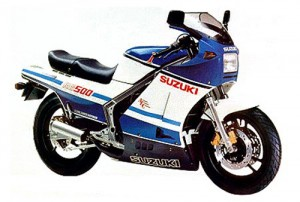 Suzuki RG500 RG 500 Gamma Service Repair Workshop Manual