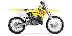 Suzuki RM250 RM 250 Service Repair Workshop Manual