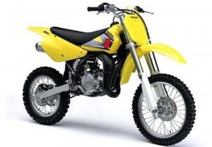 Suzuki RM85 RM 85 Service Repair Workshop Manual
