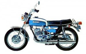 Suzuki T350 T 350 Rebel Service Repair Workshop Manual
