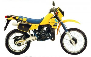 Suzuki TS125 TS 125 TS125R Service Repair Workshop Manual