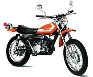 Suzuki TS250 TS 250 Manual