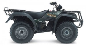 suzuki king quad 300 lt-f300 lt-f300f ltf300 atv manual