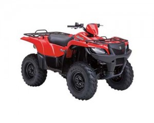 suzuki king quad 450 axi lt-a450x atv manual