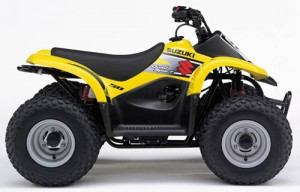 Suzuki QuadMaster 50 LT-A50 LTA50 Service Repair Workshop Manual