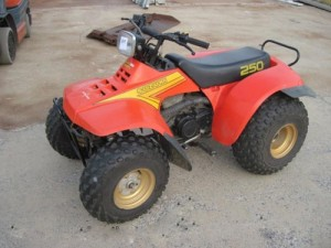 Suzuki QuadRunner LT250E LT 250 E Service Repair Workshop Manual